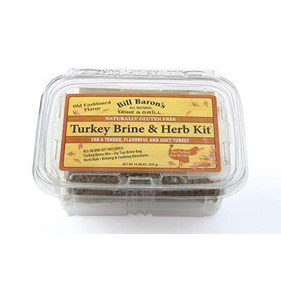 The Olive Groove:Turkey Brine & Herb Kit