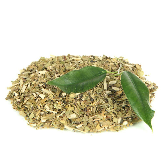 The Olive Groove:Organic Yerba Mate Roasted Leaf Tea