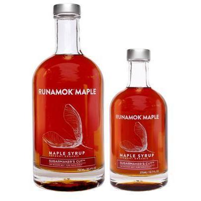The Olive Groove:Sugarmaker's Cut Organic Maple Syrup