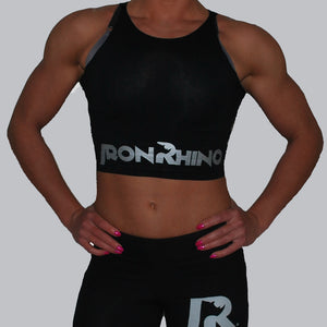 Iron Rhino® Sleeveless Crop Top