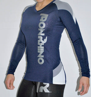 Iron Rhino® Ladies Long Sleeve Set Jersey