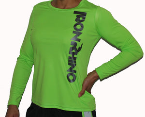 Iron Rhino® Long Sleeve Cooling Performance Crew