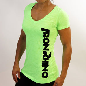 Iron Rhino® Ladies Heather Tee