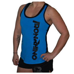 Iron Rhino® Ladies Two-Tone Racerback