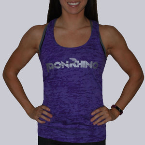 Iron Rhino® Burnout Racerback