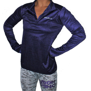 Iron Rhino® Ladies Quarter Zip Pullover