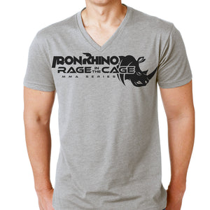 Iron Rhino® Caged Muscle V-Neck