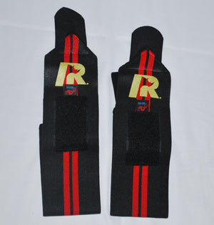 Iron Rhino® Powerlifting Wrist Wraps