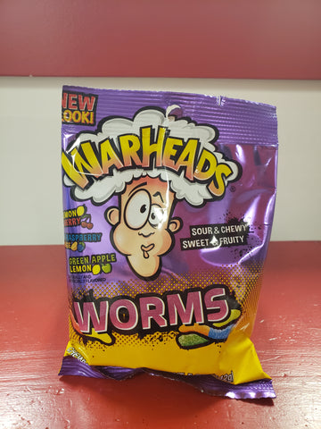 WarHeads - Worms Peg