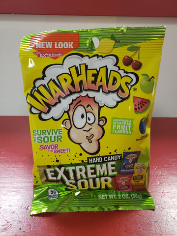 WarHeads - Extreme Assorted Peg