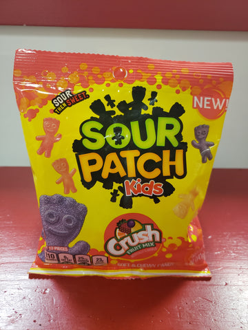 Sour Patch Kids - Crush Fruit Mix