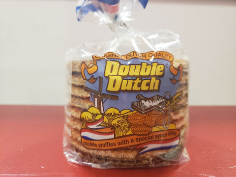 Double Dutch - 8 Pack Waffle