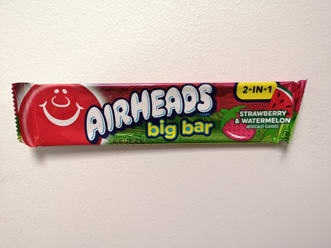 Air Heads Big Bar - Strawberry & Watermelon