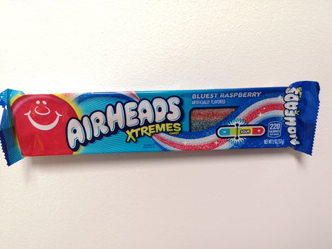 Air Heads - Xtremes Bluest Raspberry