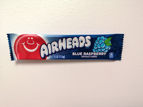 Air Heads - Blue Raspberry