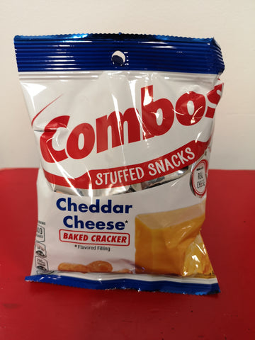 Combos - Cheddar Cheese Baked Cracker