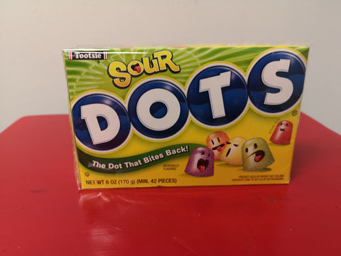 Sour Dots Theater Box