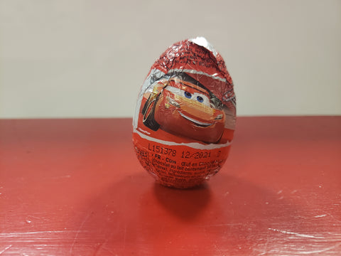 Zaini - Cars Egg