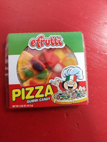 Gummy Pizza Medium