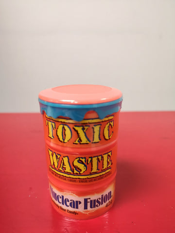 Toxic Waste - Nuclear Fusion