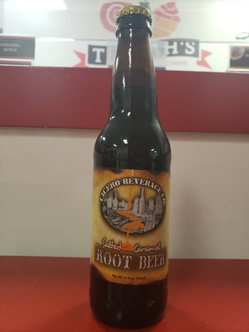 Salted Caramel Root Beer