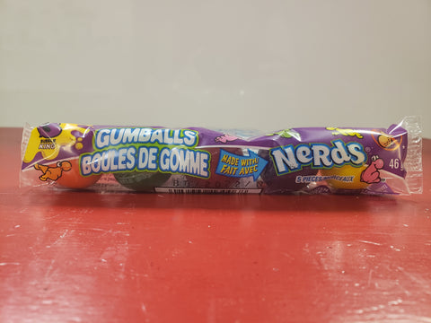 Wonka Gumballs with Nerds