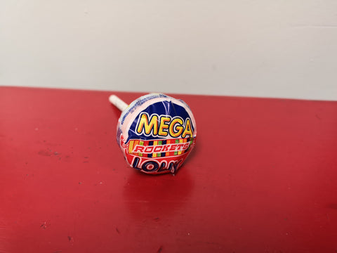 Mega Rockets Lolly