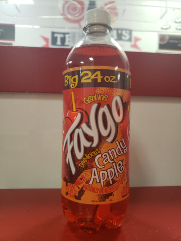 Faygo- Candy apple 1 Litre