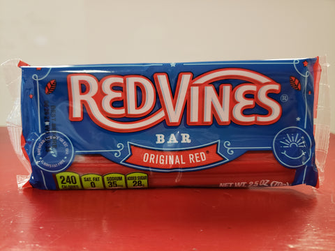 Red Vines Bar