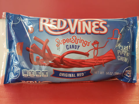 Red Vines Super Strings