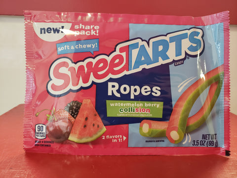 Sweet Tarts Rope Collisions