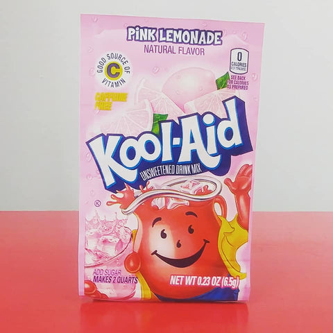 Kool-Aid Packet - Pink Lemonade