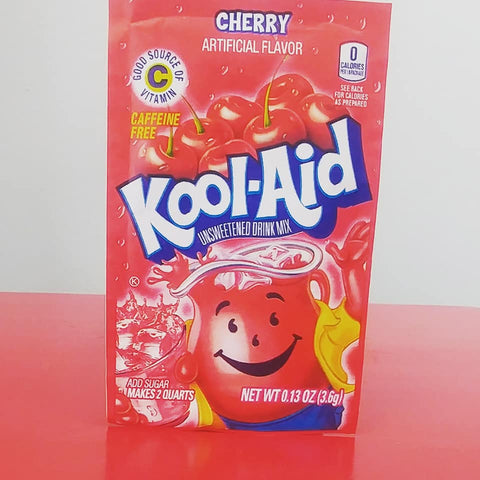Kool-Aid Packet - Cherry