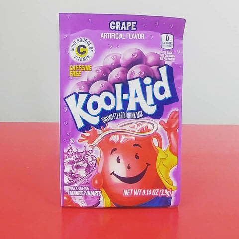 Kool-Aid Packet - Grape