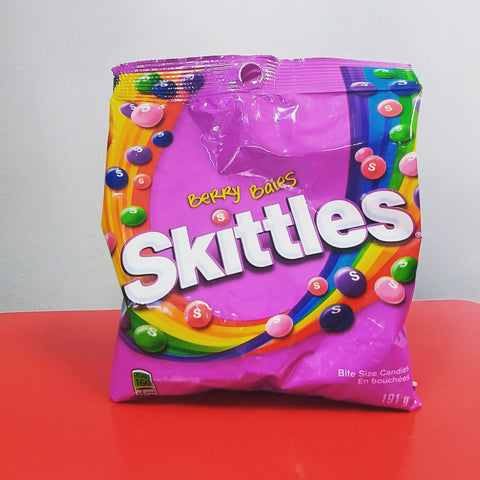 Skittles Bag - Berry