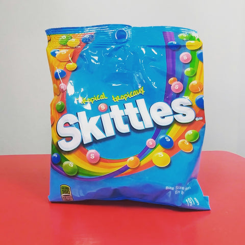 Skittles Bag - Tropical