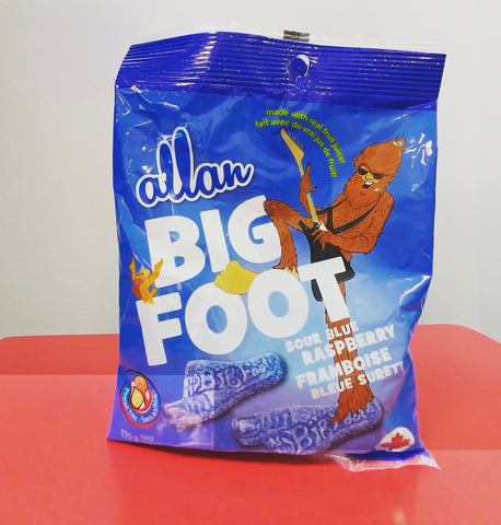 Big Foot - Sour Blue Raspberry