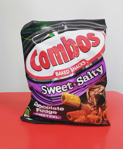 Combos - Chocolate Fudge Pretzel