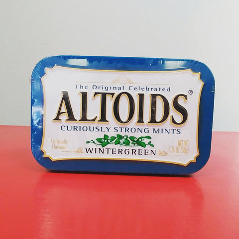 Altoids Tin - Wintergreen