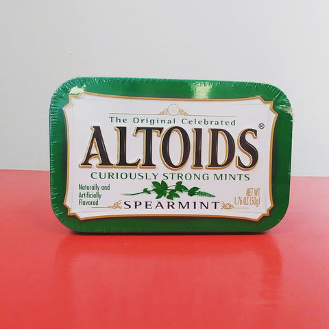 Altoids Tin - Spearamint