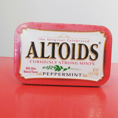 Altoids Tin - Peppermint