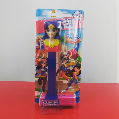 Pez Dispenser - DC Super Hero Girls - Wonder Woman