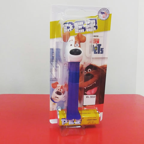 Pez Dispenser - The Secret Life of Pets - Duke Max