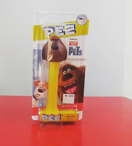 Pez Dispenser - The Secret Life of Pets - Duke
