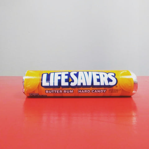 Butter Rum Life Savers
