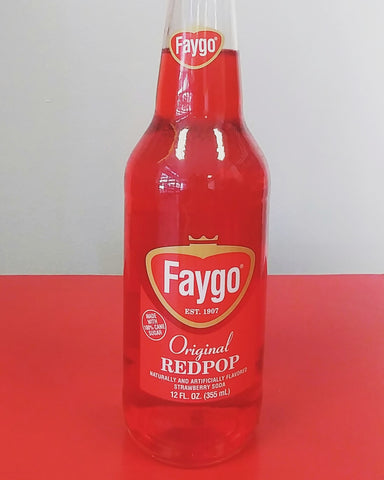 Faygo - Red Pop