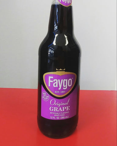 Faygo - Grape Soda