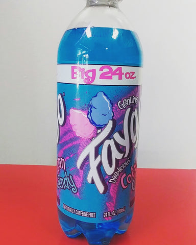 Faygo- Cotton Candy
