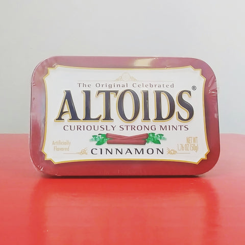Altoids Tin - Cinnamon