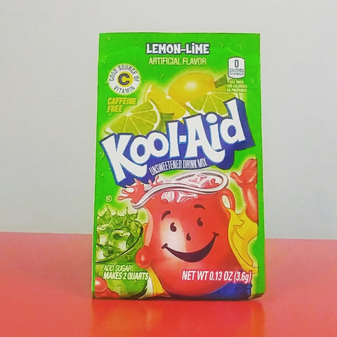 Kool-Aid Packet - Lemon Lime